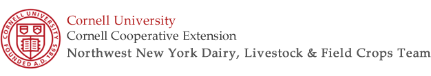 Northwest New York Dairy, Livestock & Field Crops